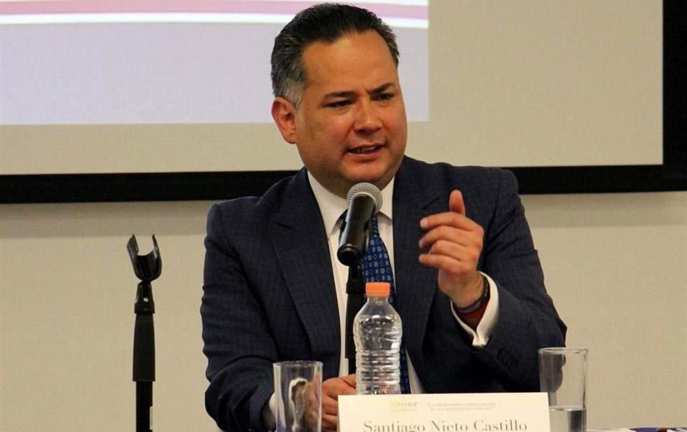 El Senado no objeta ni ratifica y se consuma el despido de Santiago Nieto