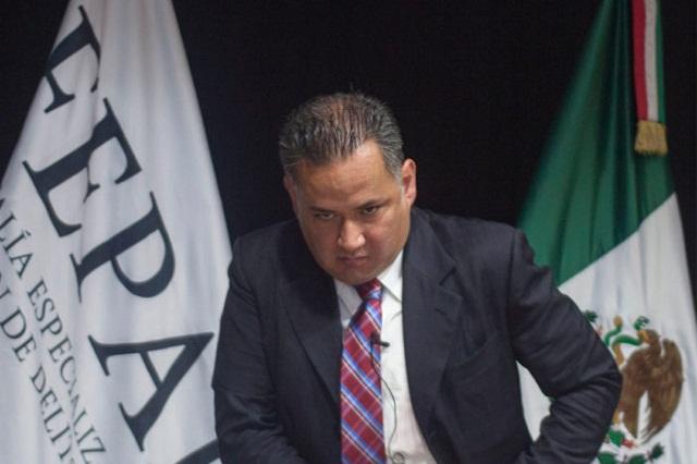 PGR afirma que la carta de Emilio Lozoya no debería haberse hecho pública