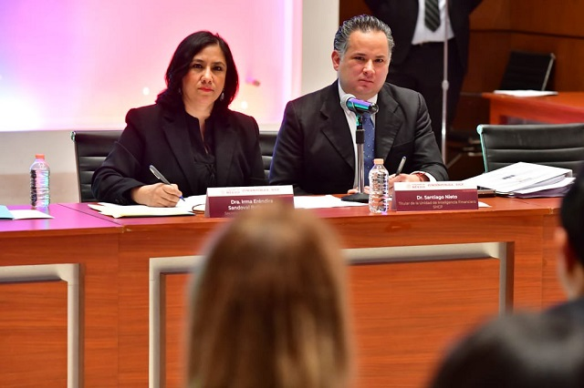 Felicita Santiago Nieto a la SFP por inhabilitar a Emilio Lozoya