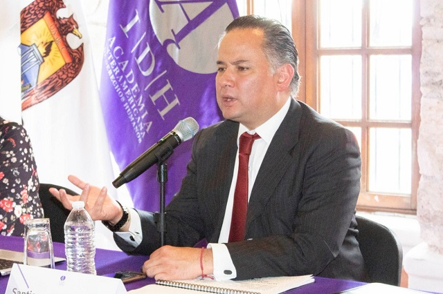 Combate a la corrupción llevó a tribunales a la Estafa Maestra: UIF