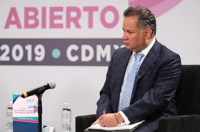 Santiago Nieto hace juicios mediáticos contra Rosario Robles: abogado