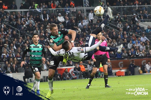 Funes Mori pone a Rayados con un pie en semifinales