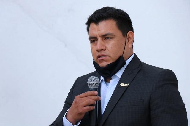 Santos Reyes Palafox, nuevo titular de Seguridad en Atlixco