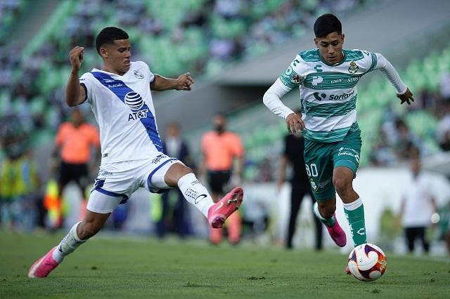Semifinal Puebla vs Santos, una historia que ya vivimos