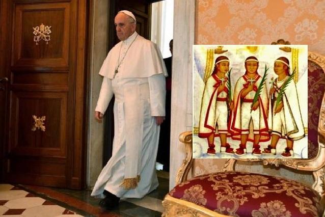 Tlaxcala ya tiene santos niños mártires pero no tiene Obispo
