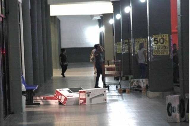 Fueron 50 los negocios saqueados en Veracruz