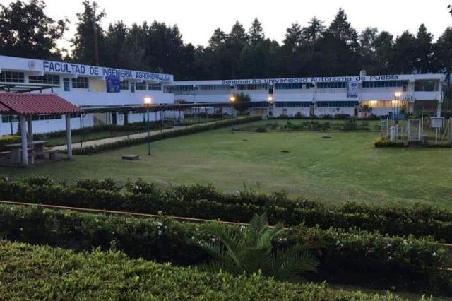Saquean Facultad de Ingeniería Agrohidráulica de la BUAP en Teziutlán