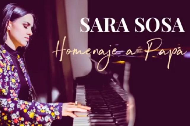 VIDEO: Así el homenaje de Sarita a José José por el Día del Padre