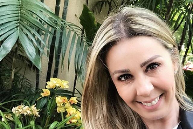 Atala Sarmiento está abierta a trabajar en cualquier medio de comunicación