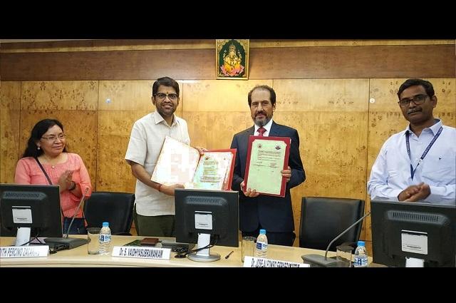 BUAP, pionera en vincularse con universidades de India: BM