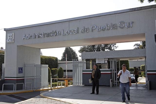 En 500 pesos venden en Puebla folios para citas con el SAT