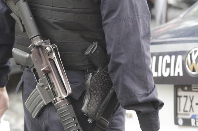 Insatisfechos con el trabajo de la policía 4 de cada 5 poblanos