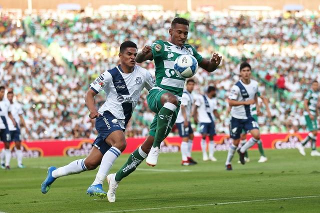 Contra Puebla, jugar como si fuera Liguilla: técnico de Santos
