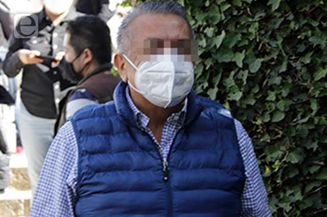 Ejecutan en la cárcel segunda orden de aprehensión a Saúl Huerta