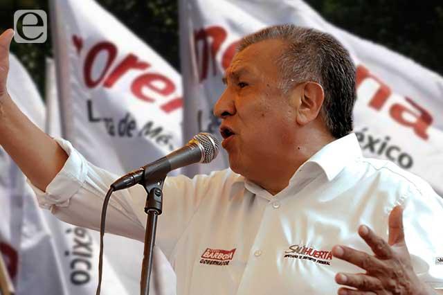 Echan de Morena a Saúl Huerta, por dañar la imagen del partido