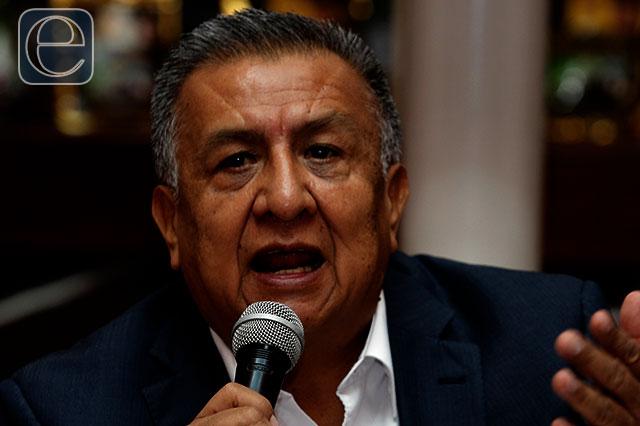Saúl Huerta sí aparecerá en la boleta, aunque ya no sea candidato