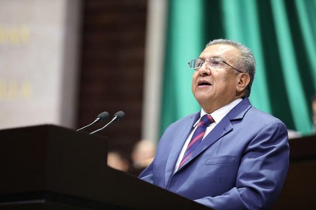 Con acuerdos en el Congreso se consolidará la 4T : Saúl Huerta