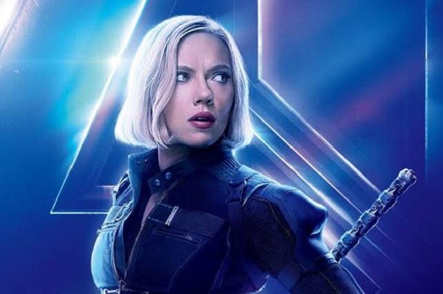 ¿Scarlett Johansson se casa por tercera ocasión?