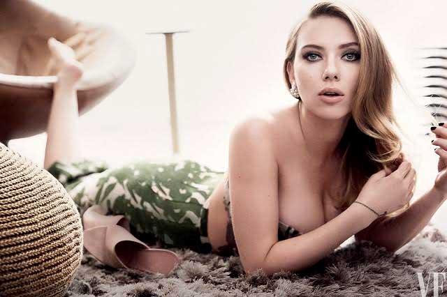 7 fotos de Scarlett Johansson para festejar sus 32 años