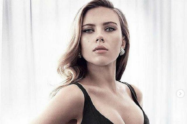 Scarlett Johansson y Colin Jost se casaron en secreto