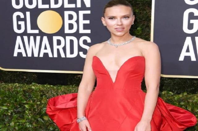 Scarlett Johanson acusa a la HFPA de haberla acosado sexualmente