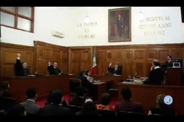 AMLO envía terna al Senado para elegir al nuevo ministro de la Corte