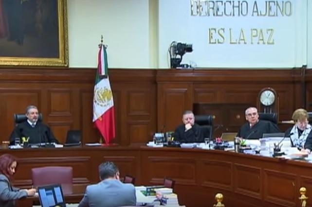 Corte afirma que no interfirió en fallo del tribunal electoral sobre el caso Puebla