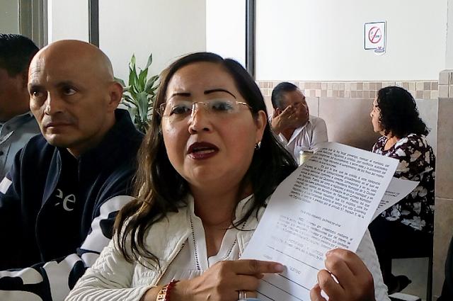 Reúnen firmas en Tehuacán a favor de Concejo Ciudadano