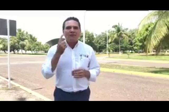 Rechaza gobernador de Michoacán medidas y material médico federal