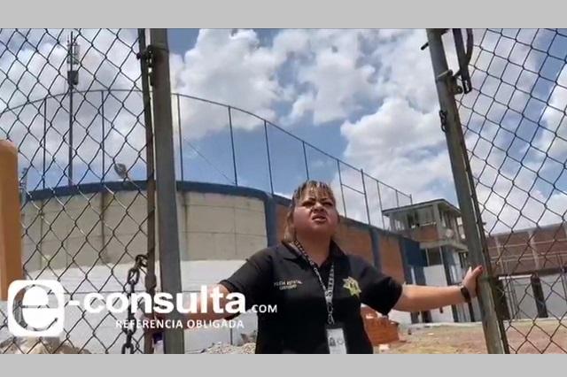 Niegan visita a abogados de menores infractores en San Miguel