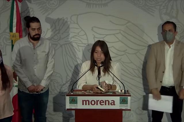 Estudiante y diputado de Morena denuncian hostigamiento en BUAP