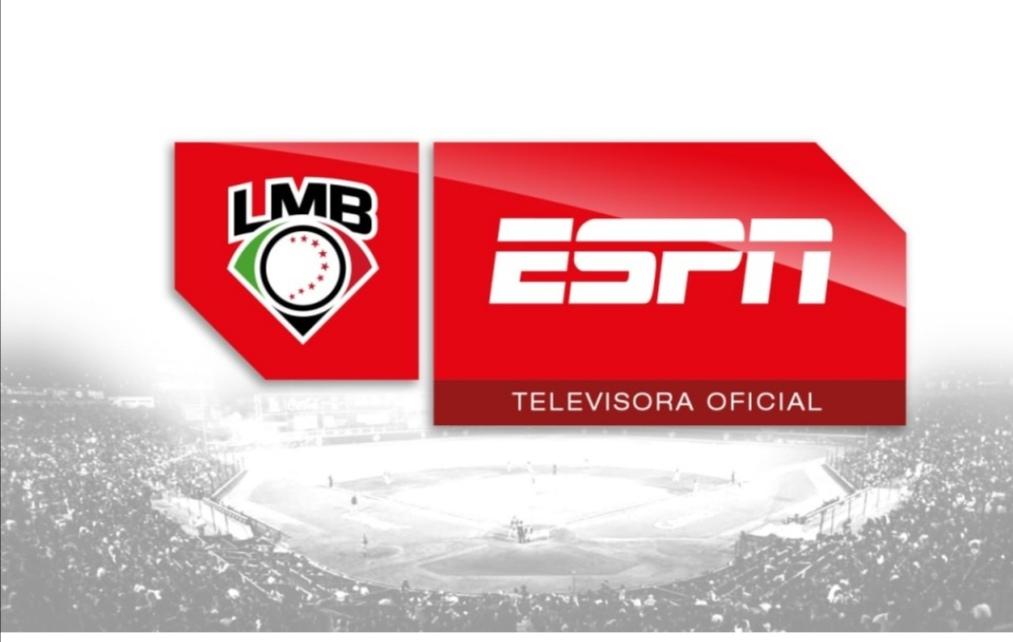 Toda la temporada 2021 de la LMB irá por ESPN y ESPN Digital
