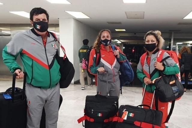 Renata Zarazúa y Giuliana Olmos buscan medalla en Tokio 2020