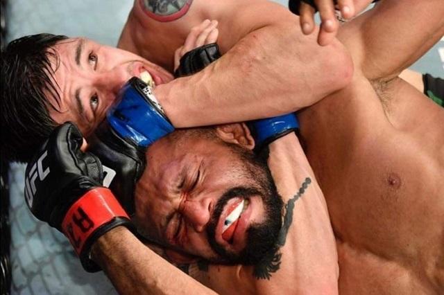 Mueven a enero tercera pelea entre Brandon Moreno y Figuereido