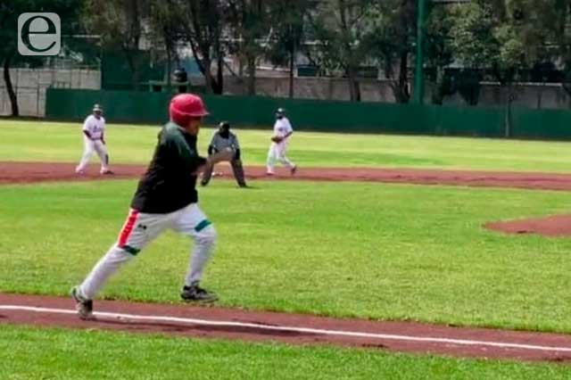 AMLO envía suerte a Dodgers en un accidentado juego de beisbol