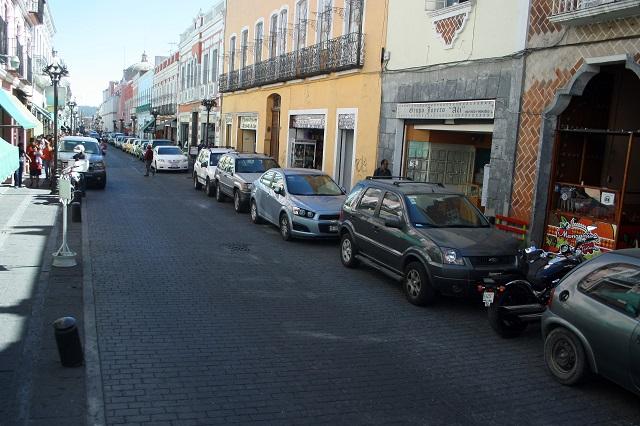 Serán peatonales 10 calles del Centro Histórico de Puebla