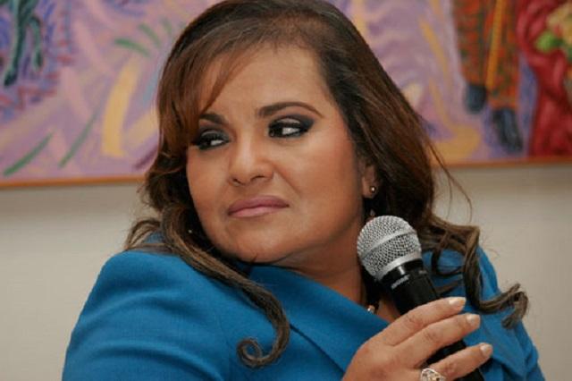 Pese a observaciones de la ASF avalan cuenta pública de Dolores Parra