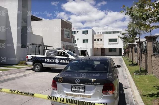 Joven se suicida de un tiro en Lomas de Angelópolis