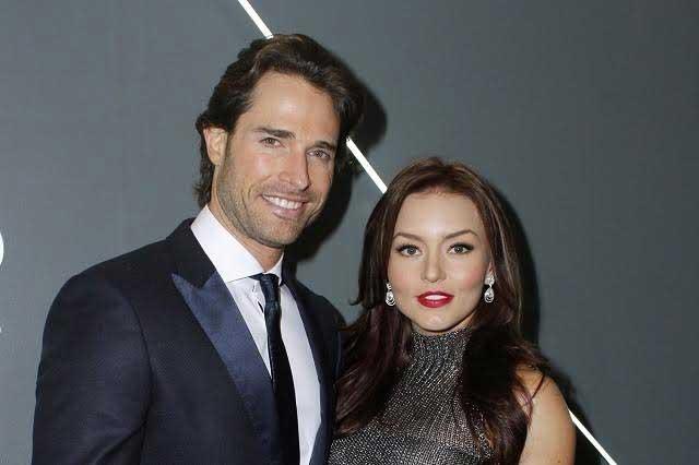 Sebastián Rulli manda video de su viaje con Angelique Boyer en España