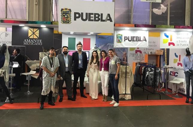 Secotrade lleva diseños poblanos a semana de la moda en Colombia
