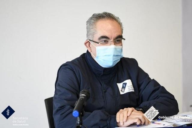 Han contraído Covid 7 mil personas del sector salud en Puebla