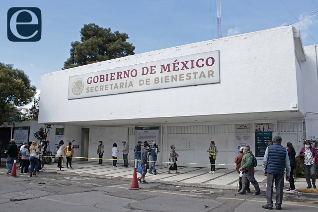 Pensión para adultos mayores en Puebla ya viene con aumento