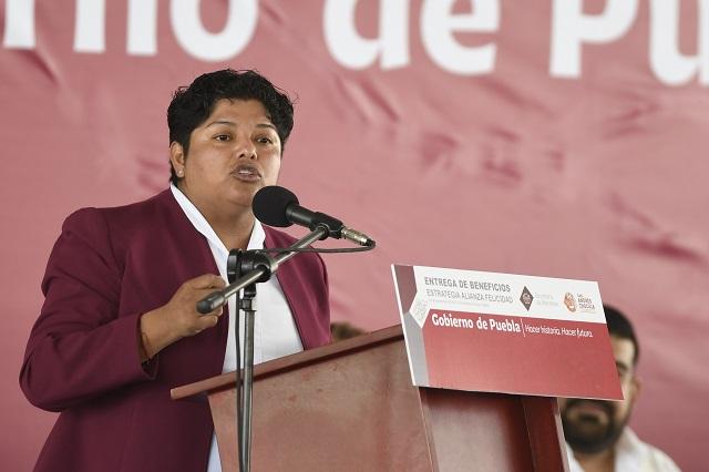 Pide edil cholulteca diálogo a Barbosa en caso de López Vega