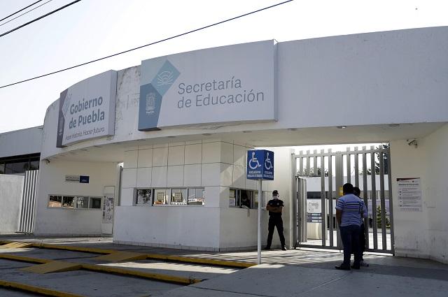 Pide SEP Puebla vacunar a más de 140 mil trabajadores