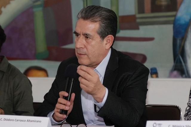 Reunión con ediles electos incluye a los de Morena: Diódoro Carrasco