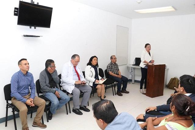 Imparten taller de la OMS para tratar brotes epidemiológicos