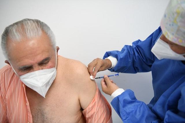 Día extra de vacunación para adultos mayores rezagados