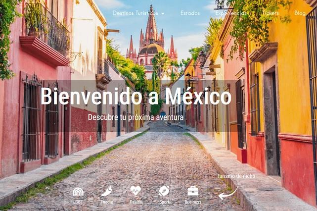 ¿Los hackeraron? Se disculpa Turismo por lo publicado en Visit México