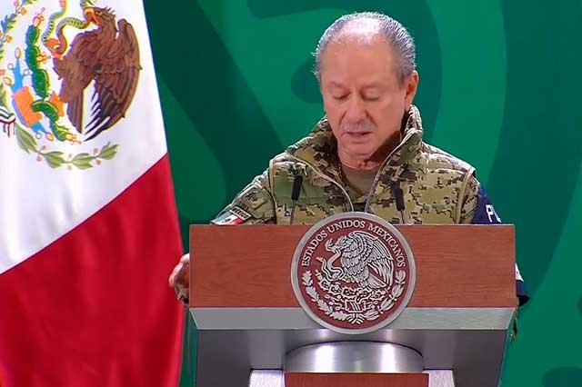 Delitos en Morelos han disminuido: gobierno federal