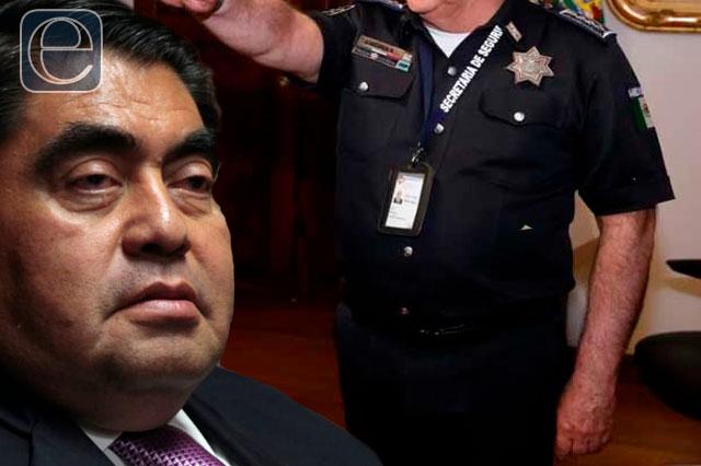 Sólo yo nombraré al titular de seguridad estatal: Barbosa